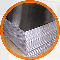 Лист нержавеющий AISI 304 08X18H10, 0,5Х1000Х2000 BA+PVC