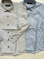 Рубашка в полоску для мальчиков 5- 16 лет