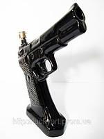 Снова с нами самый популярный бонг. Большой черный пистолет.
