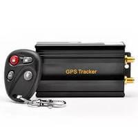 Трекер GPS TK-103b для авто в металлическом корпусе