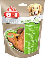 8in1 Fillets Pro Digest Лакомство Здоровье пищеварительной системы