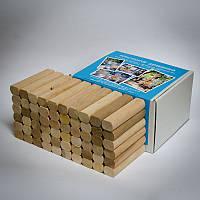 Конструктор деревянный для детей