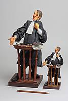 Коллекционная статуэтка Адвокат Forchino, ручная работа