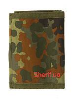 Кошелек армейский камуфляж Flecktarn MIL-TEC Sturm 15801021