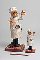 Коллекционная статуэтка Повар Forchino, ручная работа