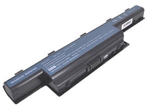 Батарея для Acer AS10D31 (4551, 4741, E1-531G, E1-571, V3-471G, V3-551G) 4400