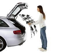 Багажник на крышку авто для 2-х велосипедовThule ClipOnHigh 9106