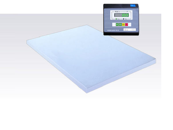 Весы платформенные ВН-300-4(1000х1000), фото 2
