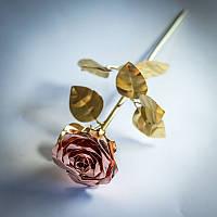 Декоративная роза ручной работы / подарок для девушки