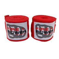 Бинты боксерские FirePower 3 м (FPHW1) Red