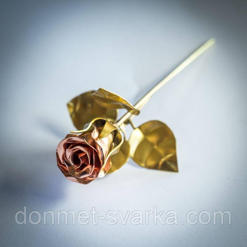 Роза «ДОНМЕТа» малая