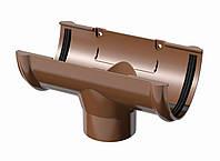 Воронка водосточная ТПО 75-80-90 мм