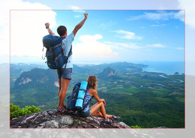 Снаряжение для туризма