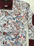 Рубашка цветочная для мальчиков 5-16 лет Турция, фото 6