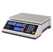 Весы торговые CAS ER JR CB (RS-232) до 15 кг; без стойки