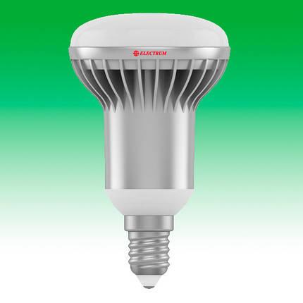 Светодиодная лампа LED 6W 2700K E14 ELECTRUM LR-25 (A-LR-1826), фото 2