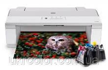 Принтер Epson PX-1004 + СНПЧ + 5х100 мл сублимационные чернила InkTec