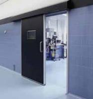 Двери для чистых помещений (медицинские) KIDE ( Испания )