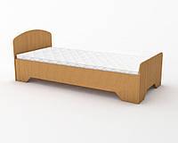 Кровать одноместная КДО-005
