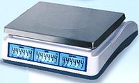 Торговые электронные весы Certus Trade СТРм-6/15 до 15кг.