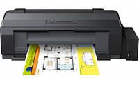 Принтер Epson L1300 формат А3+ со встроенным оригинальным СНПЧ + 5х100 мл сублимационные чернила InkTec