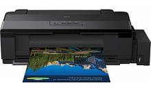 Принтер Epson L1800 формат А3+ со встроенным оригинальным СНПЧ + 6х100 мл сублимационные чернила InkTec