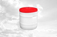Бочка пищевая пластиковая 20 л Консенсус KN-024