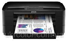 Принтер Epson WorkForce WF-7015 + СНПЧ + 4х100 мл сублимационные чернила InkTec