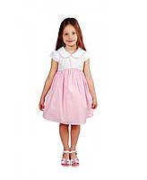 Платье летнее с воротничком