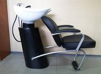 Мойка парикмахерская  с креслом М00511