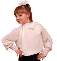 Блузка детская для девочек  М-740  рост 128 140 158 164, фото 1