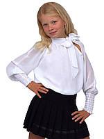 Блузка детская для девочек  М-740  рост 128-158, фото 1