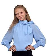 Блузка детская для девочек  М-740  рост 128-176 , фото 1