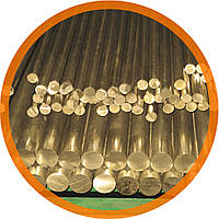 Круг,Пруток латунный ЛС59,ф 25