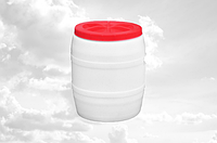 Бочка пищевая пластиковая 30 л Консенсус KN-025
