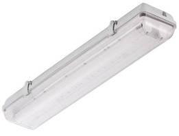 Светильник Magnum WPF 2x18  IP65, люминесцентный влагозащищенный