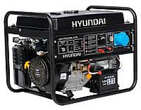 Генератор бензиновый Hyundai HHY-7000FE ATS