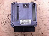 Блок управления двигателем 2.5TDI 96kw VOLKSWAGEN TRANSPORTER T5 03-09 (ФОЛЬКСВАГЕН ТРАНСПОРТЕР Т5)