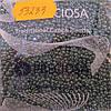 Бисер 10/0, цвет - голубая ель, №53233 (уп.50 грамм)