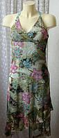 Платье гипюровое сарафан Alyafei р.42-44 6553а