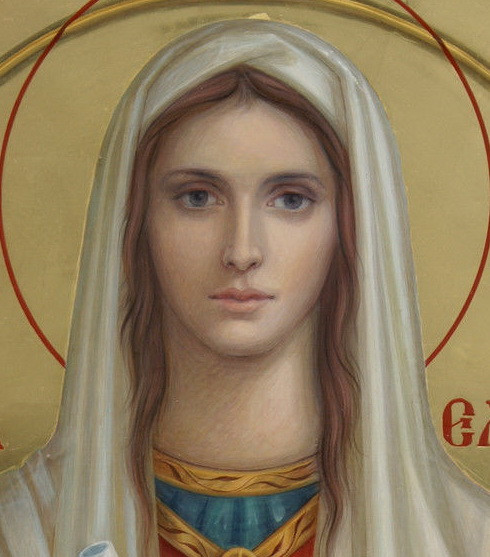 Икона Святой Эмилии 4