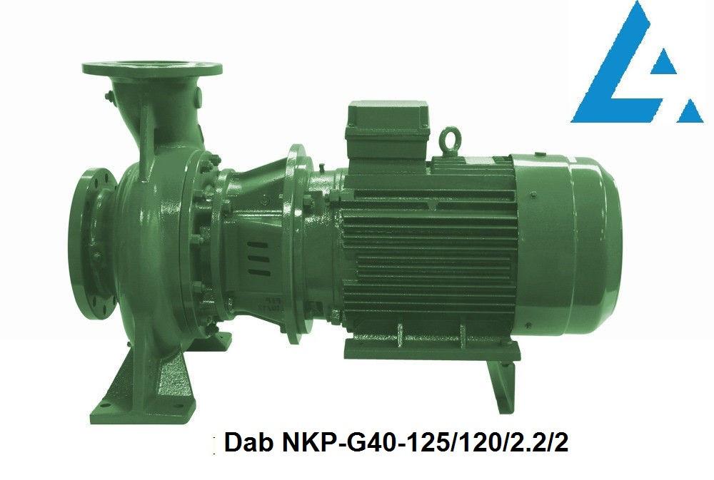 Dab NKP-G40-125/120/2.2/2 насос