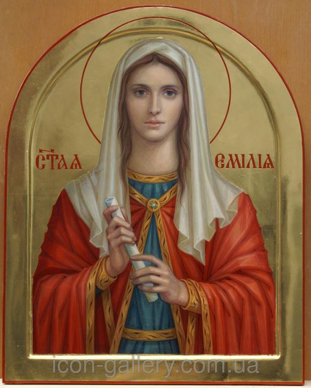Икона Святой Эмилии 1