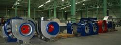 Пополнение промышленных вентиляторов на складе компании «GlobalProm».