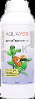 AQUAYER АнтиТоксин+К, 1 л на 8000 л.