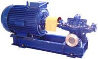 Горизонтальный насос типа Д 320-50 с эл.дв. 75кВт/1500об.мин.