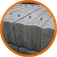 Фундаментный блок ФБС 9.6.6т