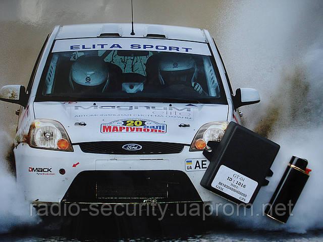 Автомобильный GPS трекер COLIBRI