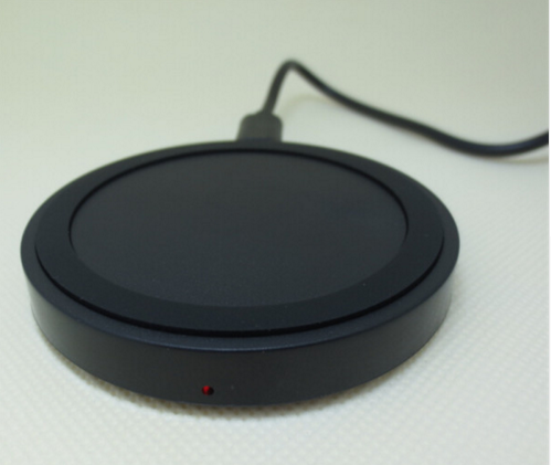 Бездротове зарядний пристрій QI 5 Black
