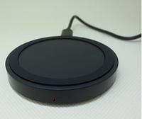 Беспроводное зарядное устройство QI 5 Black, фото 1